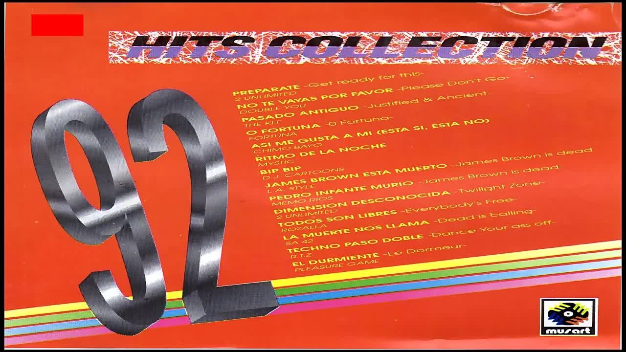 Hits Collection 92 (1992)